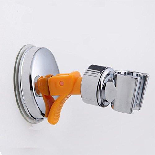 Ocamo Halterung 360Grad verstellbar Saugen Disk Typ Dusche Kopf Dusche Düse Befestigung Ständer a