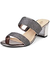 tresmode Women Slip-on Casual Fashion Sandals
