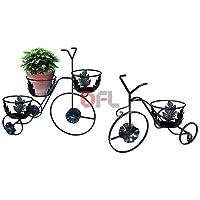 Bicicletta Fioriere Vasi E Accessori Per Piante Giardino E Amazonit