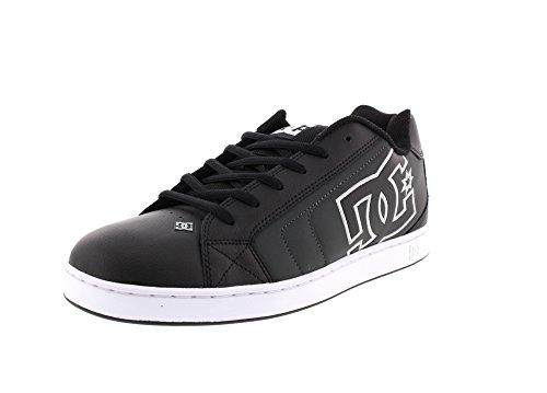 DC Shoes Net - Shoes - Schuhe - Männer - EU 50 - Schwarz (Dc-sportschuhe)