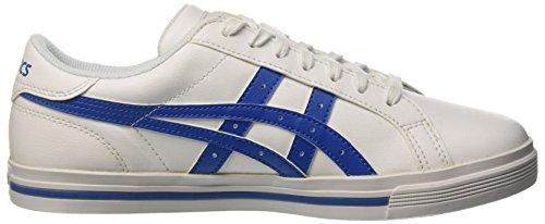 Asics Classic Tempo, Gymnastique homme Bianco (White/Blue Classic)
