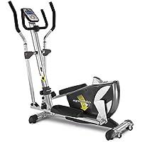 BH Fitness SPAZIO PROGRAM 10002361 bicicleta eliptica - magnetica - plegable - Sistema de inercia de