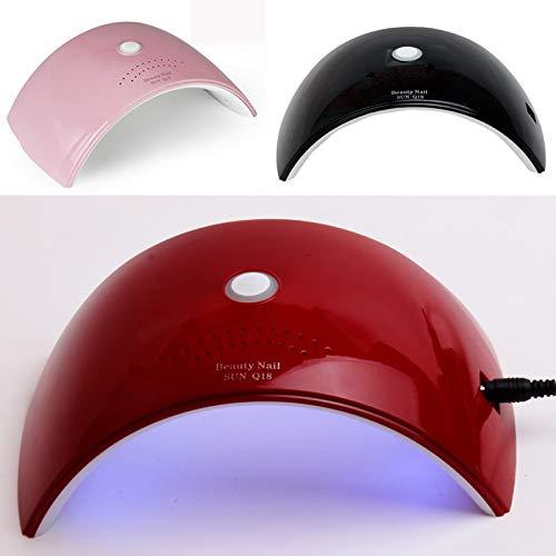 Lámpara Para Secadores De Gel De Uñas 36W Uv Luz
