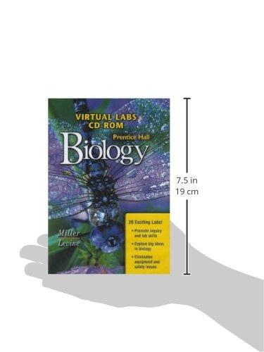 Prentice Hall Biology Virtual Labs 2004c