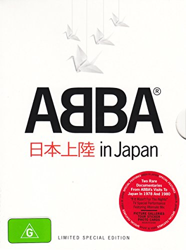 ABBA - In Japan (Deluxe Edition) [2 DVDs]