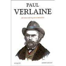 Oeuvres poétiques complètes de Paul Verlaine