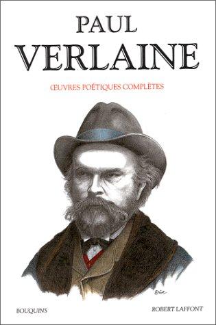 Oeuvres poétiques complètes de Paul Verlaine par Paul Verlaine