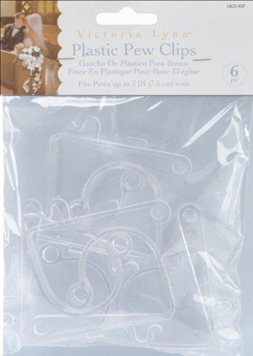 Clip, 6pro Pack, Blickdicht klar ()