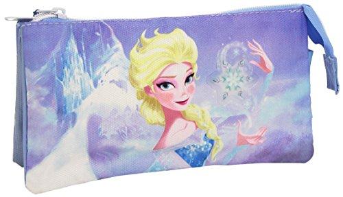 Disney Frozen Estuche, Color Azul, Uacutenica (Cerdá 2100000544)