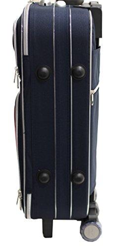 Alistair – Juego de maletas  adultos unisex