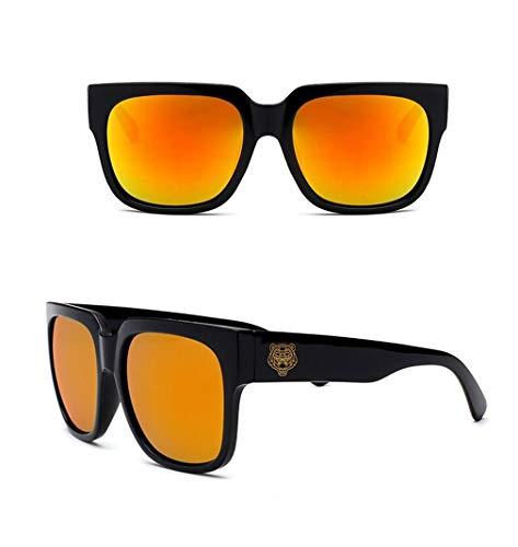 Fliegend occhiali da sole retrò vintage donna uomo occhiali da sole polarizzati quadrati unisex occhiali da sole uv400 lente specchiata ultraleggero