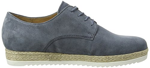 Gabor Shoes 64.411, Scarpe Stringate Donna Blu (jeans 16)