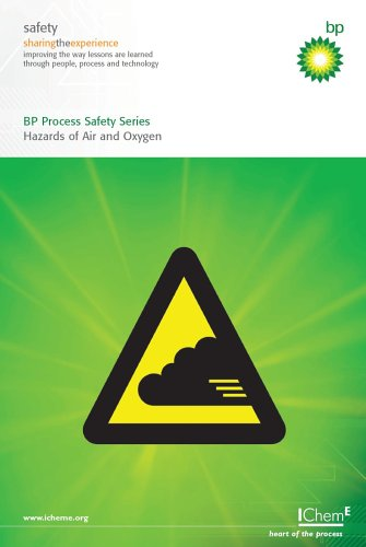 Hazards of Air and Oxygen (BP Process Safety Series)