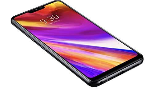 Lg Lmg710 G7 Smartphone da 64 Gb, Marchio Tim, Nero [Italia]
