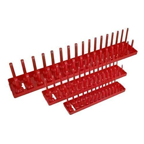 CT2621 Socket Holder Stand Tray Rack Set 1/2in. Drive 3pc