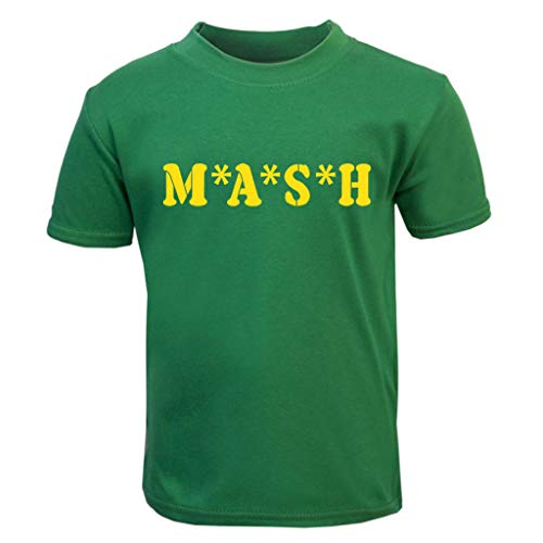 MASH Baby and Toddler Short Sleeve T-Shirt