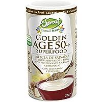Dr. Sprout Golden Age 50+, Mezcla de Salvado Fermentado rico en Fibra y Proteínas - 250 gr.