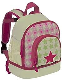 Preisvergleich für LÄSSIG 4KIDS Kindergartenrucksack Mini Backpack Starlight magenta