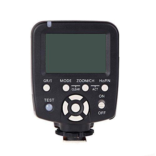 Unité de contrôle et déclencheur de flash sans fil YN560TX par YUNGNUO- Pour appareils photo YN-560III, YN-560TX, YN560TX, Speedlite, Nikon et DSLR