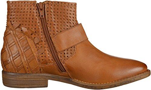 Spm Calvados Summer Ankle Boot, Bottes femme Marron
