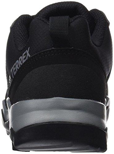 adidas Terrex Ax2r K, Scarpe da Escursionismo Unisex – Bambini Nero (Negbas/Negbas/Grivis)