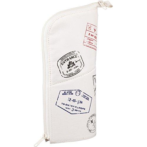 kokuyo-neoc-ritz-voyage-pencil-case-big-size-limited-edition-white-by-kokuyo