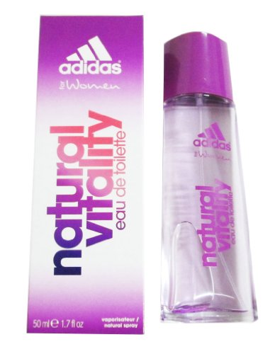 adidas Natural Vitality Eau De Toilette 50 ml, 1er Pack (1 x 50 ml)