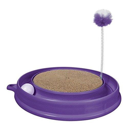 Catit Play-n-Scratch lila