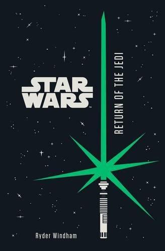 Star Wars: Return of the Jedi Junior Novel (Star Wars Junior Novel 3)
