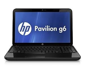HP Pavilion g6-2302AX 15.6-inch Laptop (Sparkling Black)