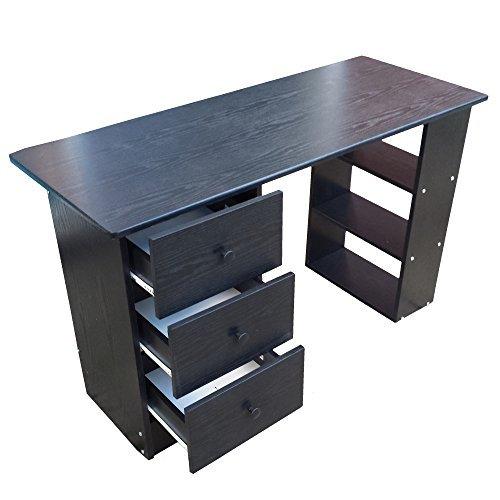 black-computer-desk-3-drawers-3-shelves-home-office-table-workstation