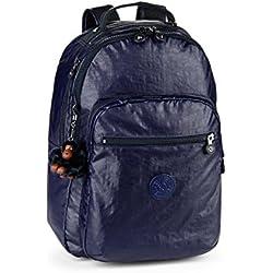 Kipling - CLAS SEOUL - Mochila grande - Lacquer Indigo - (Púrpura)