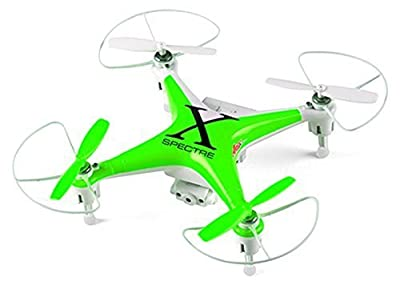 Spectre X Quadcopter Drone With Video Camera - Ready 2 Fly, Nothing Else To Buy by Ares
