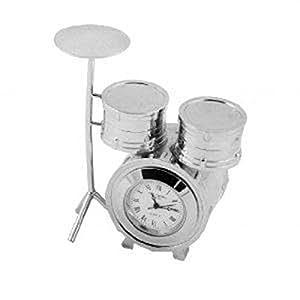 Horloge widdop miniature en forme de batterie avec for Maison classique emporium