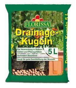 Florissa Drainage-Kugeln 5 l Sack