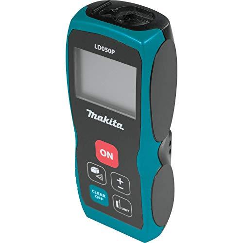 Makita LD050P  Laser - Distanzmessgerät, ± 2.0 mm, IP54 - geschützt