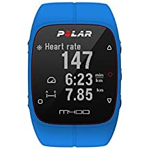 Polar M400 GPS Watch - Blue by POLAR