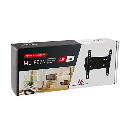 Soporte pared Maclean Mc-667