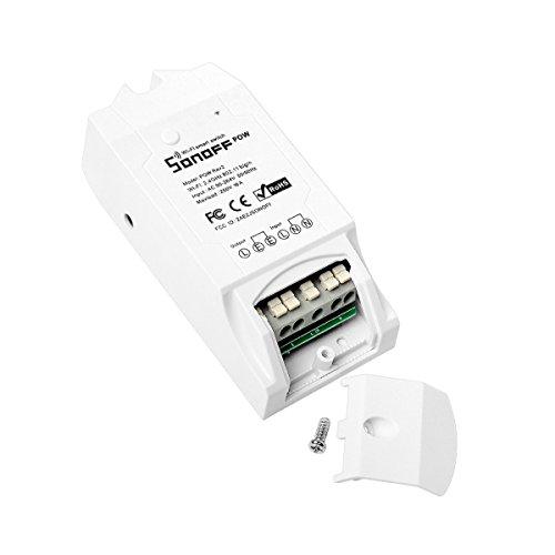Sonoff POW R2 Interruptor Control Remoto Inalámbrico