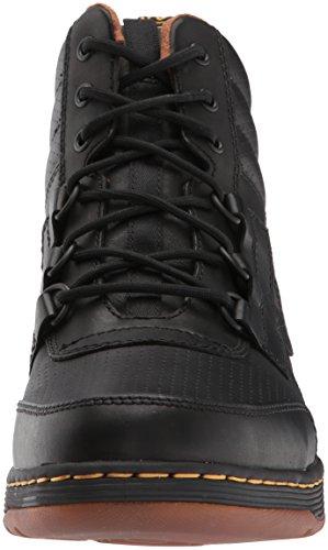Dr.Martens Mens Derry Leather Boots Schwarz
