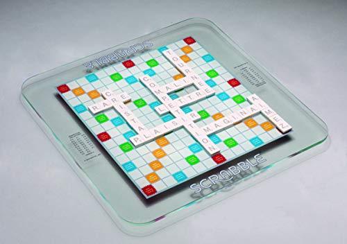 Megableu editions- Scrabble Edition aus Glas, MEU855066