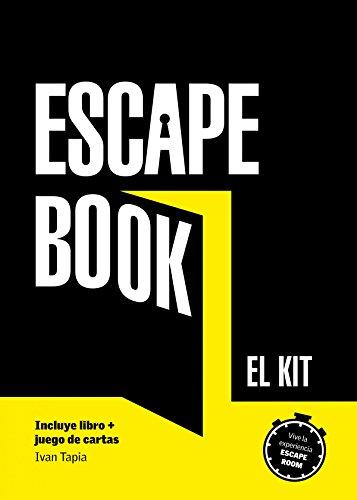 Kit Escape book (Ocio y deportes)