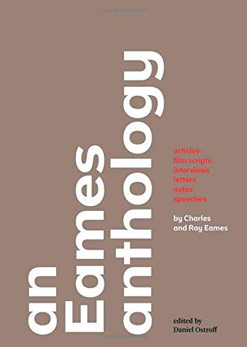Eames Anthology por Charles Eames