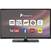 JVC 32 inch Smart LED TV with HD Ready 720p,Catch up Tv, Freeview, Freeview HD, Freeview Play, Netflix, USB, Built-in WiFi