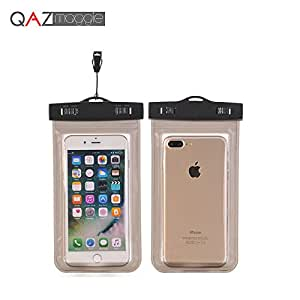 Generic pink : Universal Waterproof Bags Underwater Phone Case For iPhone 6 6s Plus 5S SE 7 7Plus/Samsung Galaxy S6 S7 Edge Plus