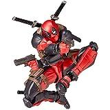 Mmhot Deadpool Action Figure Decorazione, Giocattoli/La Superficie Mobile Cambia la Figura di assemblaggio Semplice Dipinta a Mano/in PVC