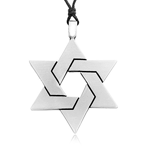 llords-jewellery-giant-star-of-david-necklace-pendant-judaica-jewish-symbol-fine-pewter-jewelry