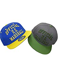 US MARSHALL CASQUETTE A VISIERE NEUVE