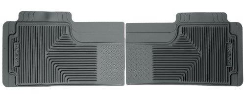 husky-liner-52012-semi-custom-fit-heavy-duty-rubber-rear-floor-matt-grey-by-husky-liner