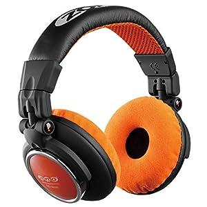 Zomo HD-1200 Professioneller Stereo-Ausinės (110dB, 3m) orange